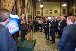 Diales House of Parliament Reception