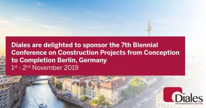 Diales Sponsorship of Berlin conference November 2019
