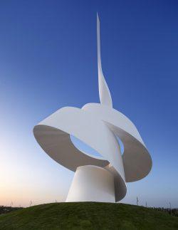 Sharjah sculpture