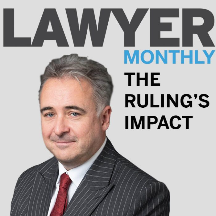 Mark Wheeler is featured in Lawyer Monthly