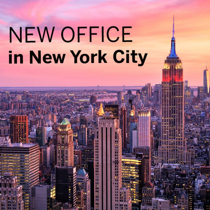 Diales open a new office in NYC