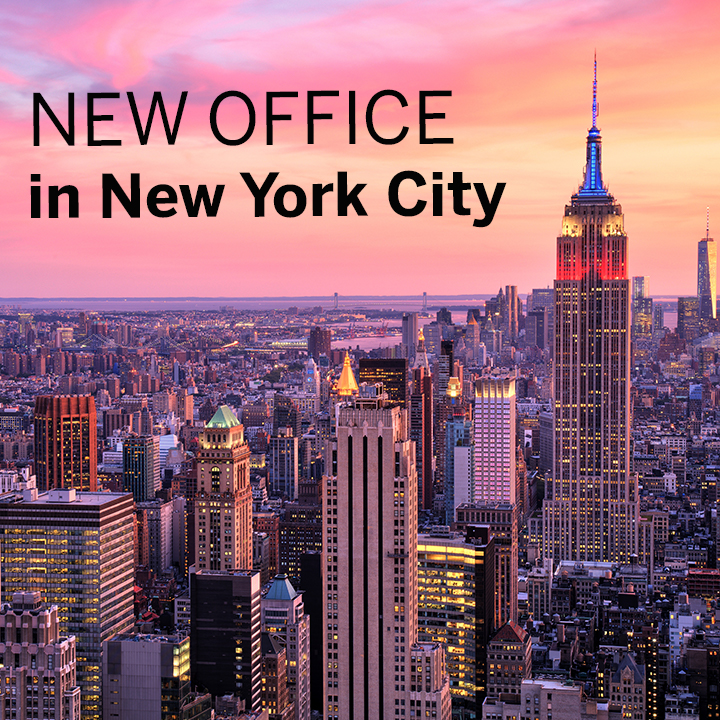 Diales open an office in New York City