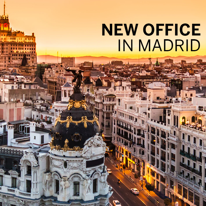 Diales open a new office in Madrid