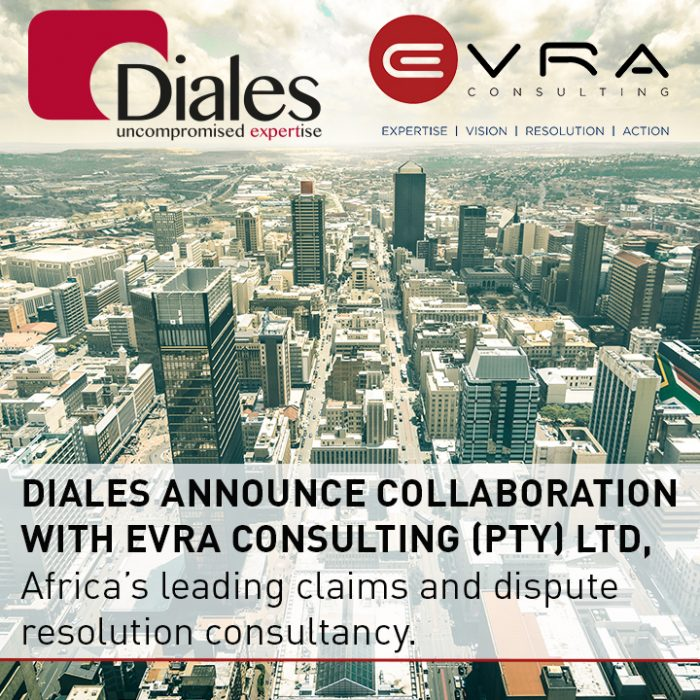 Diales announce collaboration with EVRA Consulting (PTY) LTD