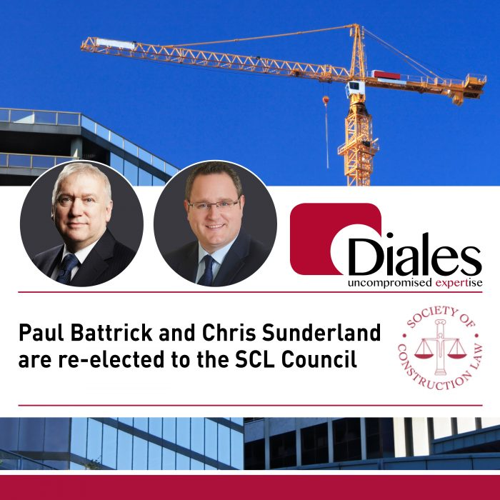 Diales staff re-elected to the SCL Council
