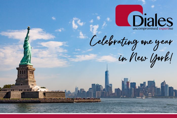 Diales celebrates one year in New York